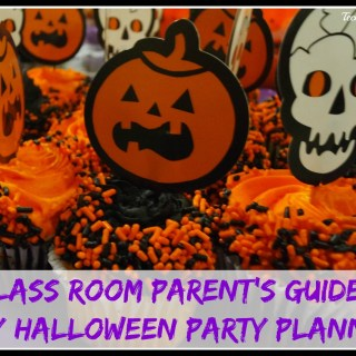 A Class Room Parent's Guide to Easy Halloween Party Planning