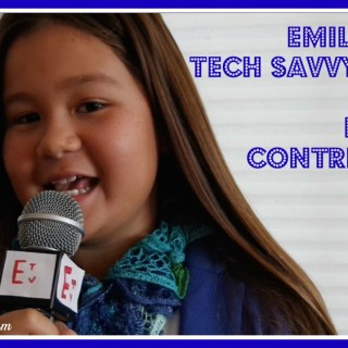 12 Year Old Emily Joins as an Official Tech Savvy Mama Contributor!