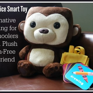 Fisher Price Smart Toy Encourages Imaginative Learning for Preschoolers with a Plush Screen-Free Best Friend