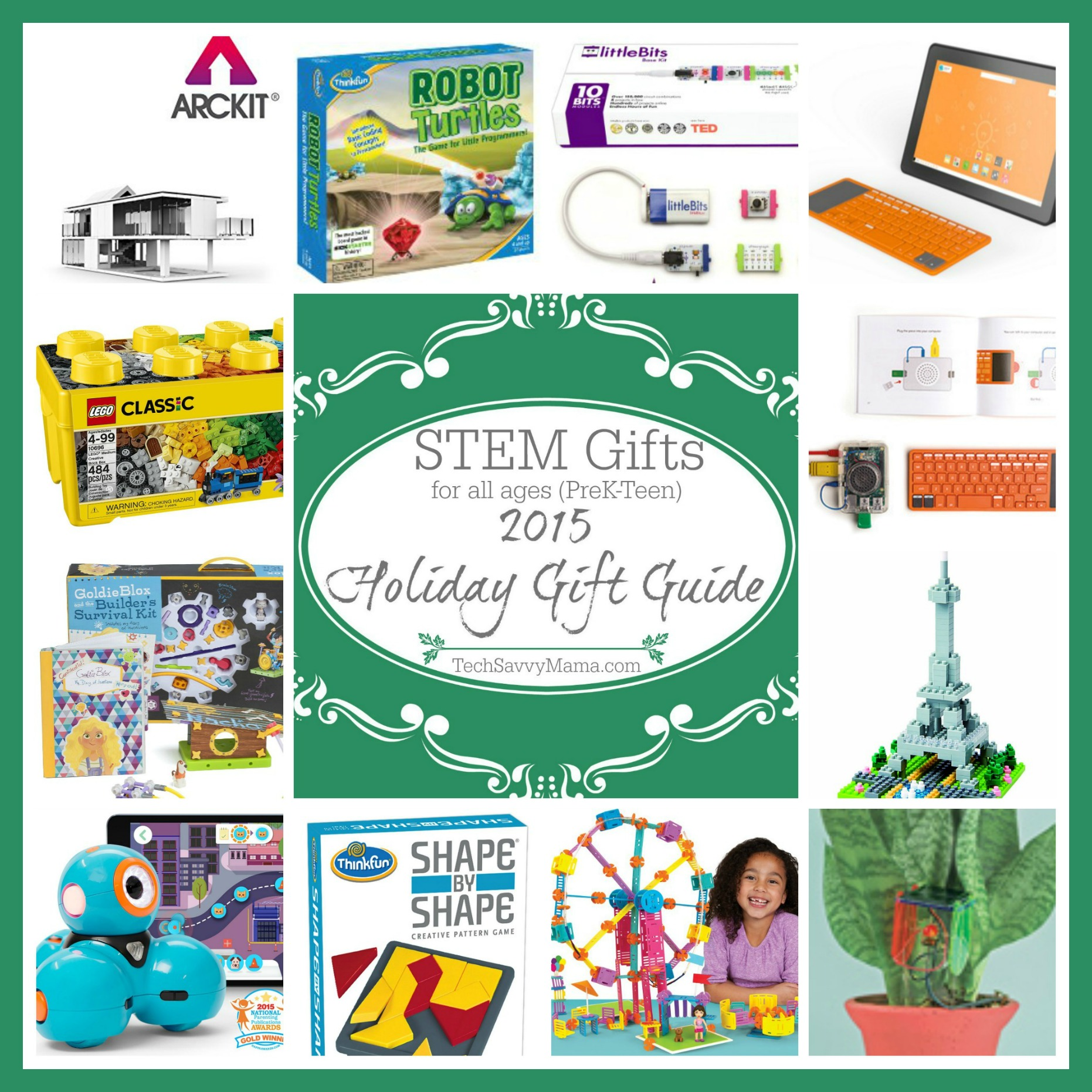 Christmas Gifts For 18 Year Old Boy: 2015 Gift Guide: STEM Gifts For All Ages (preK-teen