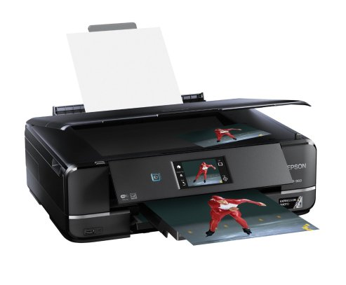 Epson Expression Photo XP-960 featured on TechSavvyMama.com's 2015 Best Gifts for Moms