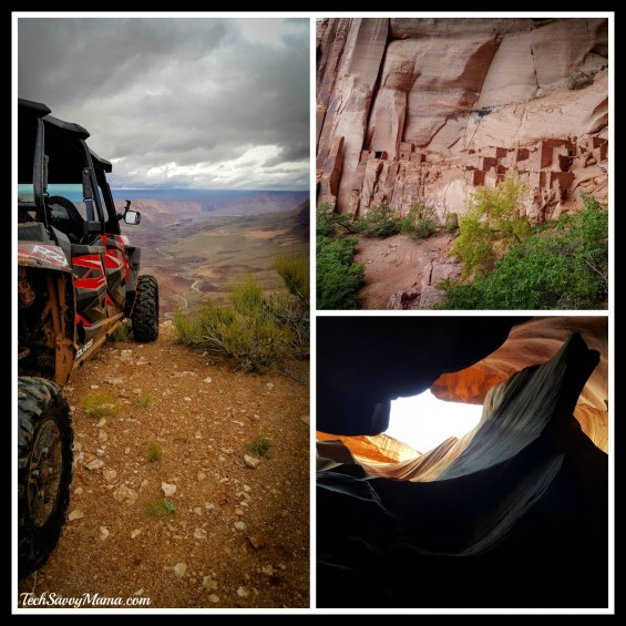 Gorilla Glass 4 in the Desert Trip Collage and 6 Reasons to Pack the Samsung Galaxy S6 edge+ with Gorilla Glass 4 on Your Next Adventure on TechSavvyMama.com