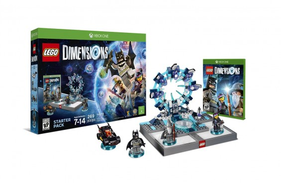 LEGO Dimensions featured on TechSavvyMama.com's 2015 Best Gifts for Early Elementary Ages (ages 5-8 or grades K-2)