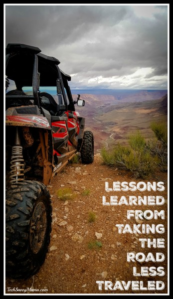 Lessons Learned from Taking the Road Less Traveled © 2015, Leticia Barr All Rights Reserved