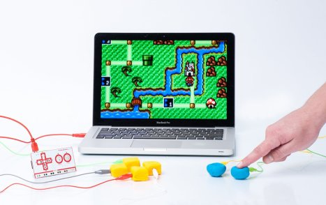 Makey Makey featured on TechSavvyMama.com's 2015 Best Best STEM Gifts for All Ages