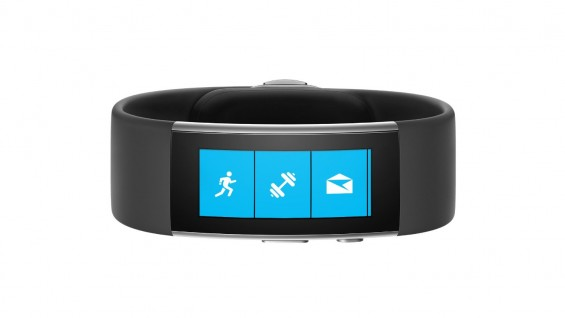 Microsoft Band 2 featured on TechSavvyMama.com's 2015 Best Gifts for Dads