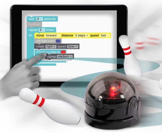 OzoBot Bit and Blockly featured on TechSavvyMama.com's 2015 Gift Guide: The Best Gifts for Tweens (ages 8-12 or grades 3-6)
