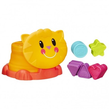 Playskool Shape Sorter featured on TechSavvyMama.com's Best Gifts for Toddlers 2015