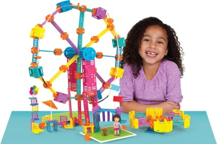 Roominate Amusement Park featured on TechSavvyMama.com's 2015 Gift Guide: Best STEM Gifts for All Ages