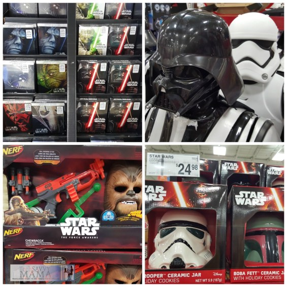 Sam's Club 2015 Gifts For Star Wars Fans on TechSavvyMama.com