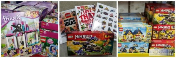Sam's Club 2015 Gifts for Lego Lovers on TechSavvyMama.com