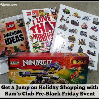 Get a Jump on Holiday Shopping with Sam's Club Pre-Black Friday Event (until 11/25)