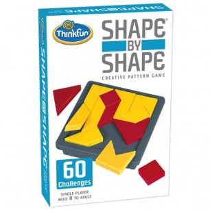 Shape by Shape by ThinkFun featured on TechSavvyMama.com's 2015 Best Best STEM Gifts for All Ages