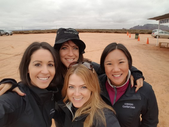Slot Canyon Selfies and 6 Reasons to Pack the Samsung Galaxy S6 edge+ with Gorilla Glass 4 on Your Next Adventure on TechSavvyMama.com