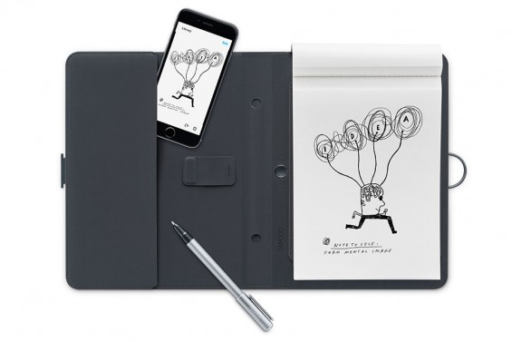 Wacom Bamboo Spark GadgetPocket featured on TechSavvyMama.com's 2015 Best Gifts for Moms
