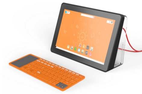 The Screen Kit by Kano featured on TechSavvyMama.com's 2015 Best Best STEM Gifts for All Ages
