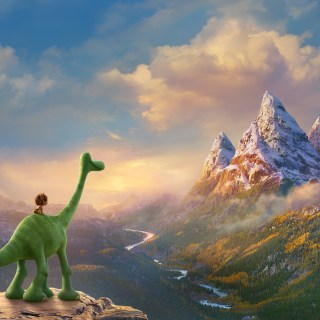 Review: Disney Pixar's The Good Dinosaur Features Stunning Visuals & Themes Best for Ages 7+