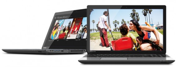 Toshiba Satellite laptops featured on TechSavvyMama.com's 2015 Best Gifts for Moms