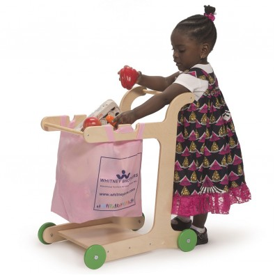 Shopping Bag Cart by Whitney Brothers featured on TechSavvyMama.com's Best Gifts for Toddlers 2015
