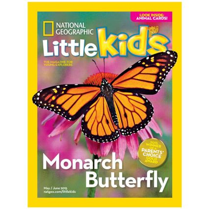 Why National Geographic Little Kids Magazine makes a great gift with giveaway on TechSavvyMama.com