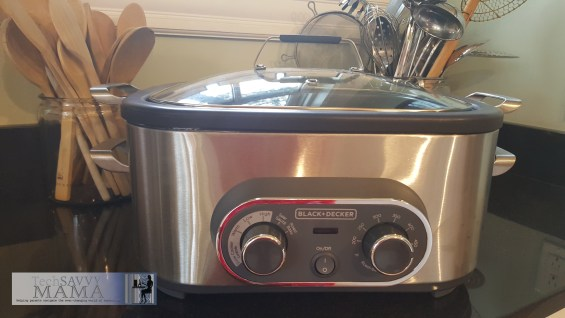 Delicious Meals Made Easy with Black and Decker's 6.5 Quart Multicooker — TechSavvyMama.com