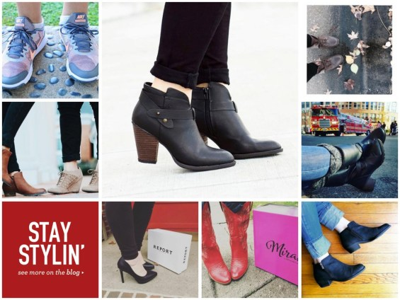 Famous Footwear #ohsofamous style gallery featuring a photo by Leticia Barr, TechSavvyMama.com