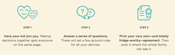 #TheSmartTalk - 3 Steps to Establishing Ground Rules About Technology on TechSavvyMama.com