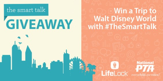 The Smart Talk with LifeLock Walt Disney World Giveaway