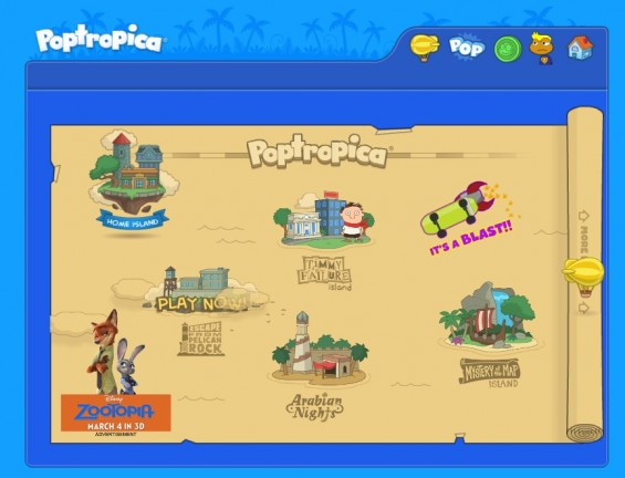 Poptropica islands provide endless engaging content for ages tweens. More features of Poptropica on TechSavvyMama.com