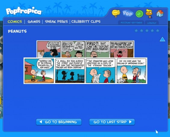 Poptropica Comics Content: Great way to motivate reluctant readers. More features of Poptropica on TechSavvyMama.com