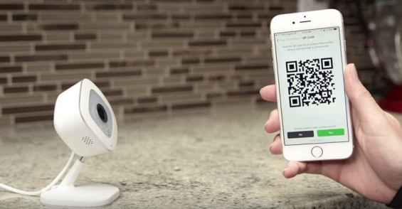 Arlo Q:  24x7 Recording & 2-Way Audio Make it Stand Out Among DIY Smart Home Security Camera Solutions. Easy setup via QR code.