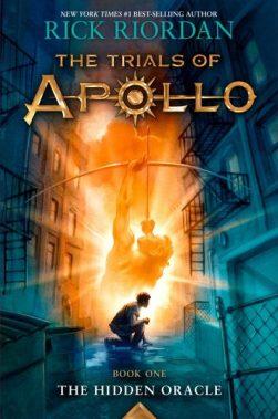 The Trials of Apollo by Rick Riordan #TrialsofApollo