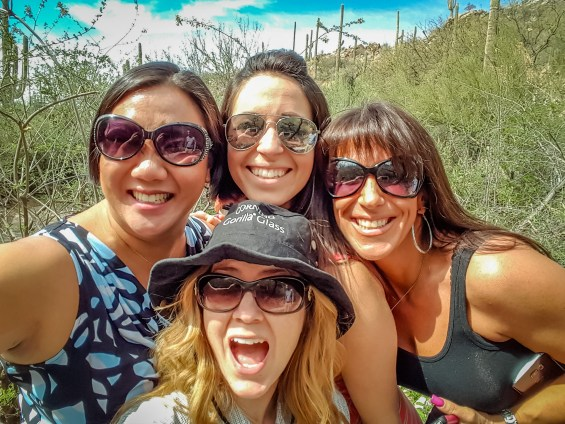 Four Things I've Learned from Three Amazing Women in the Arizona Desert © 2016, Leticia Barr All Rights Reserved