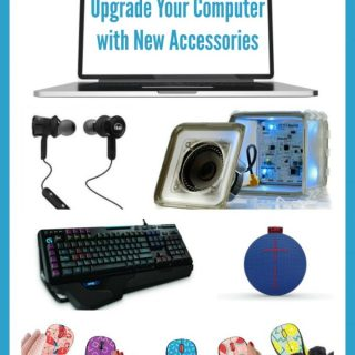 Budget Friendly Ways to Upgrade Your Computer with New Accessories on TechSavvyMama.com