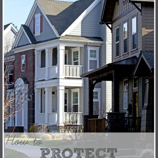 How to Protect Your Family From Natural Disasters. Tips from the American Red Cross and Master Lock on TechSavvyMama.com