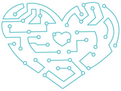 techsavvymama digital heart