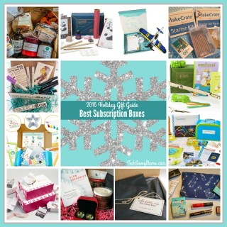 2016 Gift Guide: 12 Must-Have Subscription Boxes for Kids, Teens & Adults