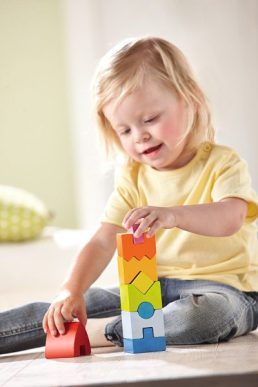 Rainbow Rocket from HABA USA ($19.99) is a 2016 TechSavvyMama.com gift guide pick for toddlers and preschoolers.