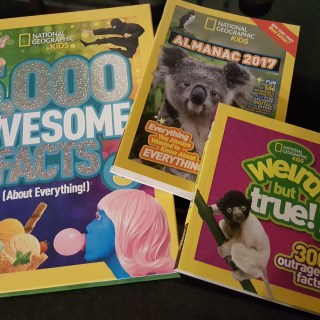 4 Reasons We Love Books from National Geographic Kids (w giveaway)