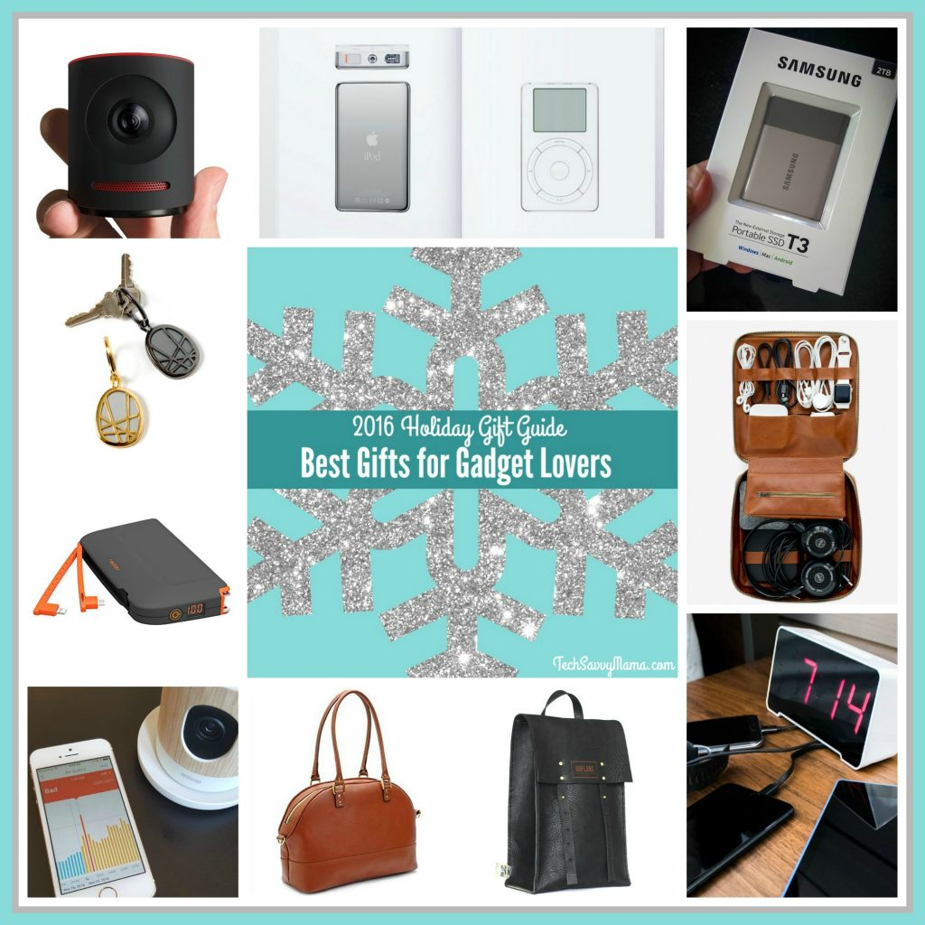 2016 Gift Guide: 12 Must-Have Gifts for Gadget Lovers (w laptop giveaway!) - Tech Savvy Mama