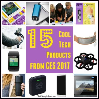 15 Products from #CES2017 You Need to Know About on TechSavvyMama.com