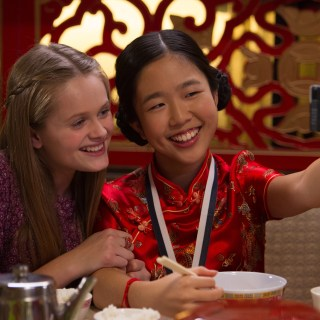 Growing up Chinese American in San Francisco: How An American Girl Story - Ivy & Julie 1976: A Happy Balance Mirrors My Childhood on TechSavvyMama.com