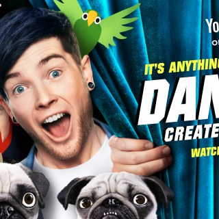 DanTDM Creates a Big Scene as a YouTube Red Original Series (w DC ticket giveaway)