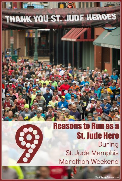 reasons to run with st jude heroes