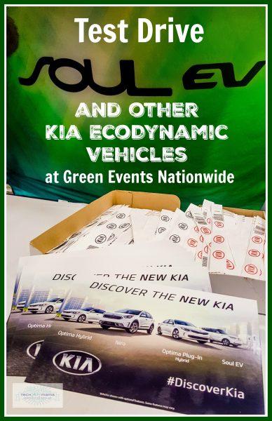 drive Kia ecodynamic vehicles