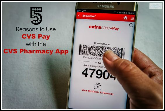 5 Reasons to Use CVS Pay