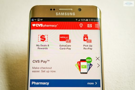 4708030c CVS Pay is part of the free CVS Pharmacy App you already have installed on  your mobile device. HOORAY! This integration makes me even happier knowing  that I ...