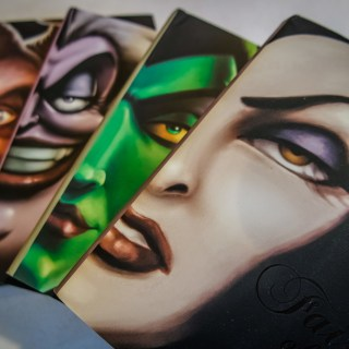 Making Bad Look Good: Disney Villains Book Series Review