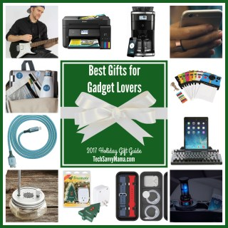 2017 Gift Guide: Best Gifts for Gadget Lovers