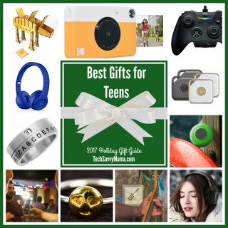 2017 Gift Guide: Best Gifts for Teens That Aren't Gift Cards